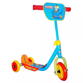 Patinete Galinha Pintadinha Tri Wheels 3d - Astrotoys