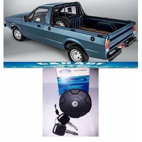 Tampa Do Tanque Combustível C/chave Pampa Gasolina 93 À 1997