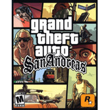 Grand Theft Auto: San Andreas - Steam Key Pc Game