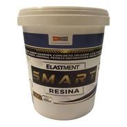 Elastment Smart Resina Multiuso Base D'água Incolor 5 Em 1