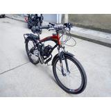Bicicleta, Ciclomotor Con Cambios Mod 2014, Como Nueva