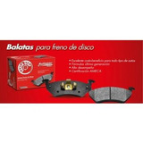Balatas Delanteras Vw Amarok 2011-2014 Ford Transit 2013