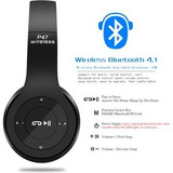 Auricular P47 Bluetooth Sd Manos Libres Radio Fm