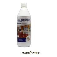 Cera Resistente P/ Pisos Com Synteko -  Brilhante 1l - W&w