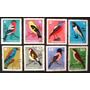 7309 Bulgária Série Completa Pássaros Canoros Yvert N 1315/2