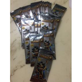 Cartas De Clash Royale Serie 2 Pack Por 25