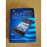 Telefono Zte Maven 3 4g Lte 8gb Android 7.1 1gb Ram 5mpx