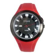 Reloj Feraud F100m4-01 Hombre Sumergible 100m Silicona