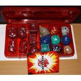De Colección Caja + 6 Bakugan + 6 Cartas Metal !!!