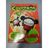 Libros Colorear Pucca Violetta Barbie Kitty Souvenir Gabym