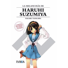 Novelas Haruhi Suzumiya Editorial Ivrea