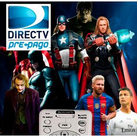 Kit Directv Prepago + Instalación Y Funcionamiento En 24 Hs