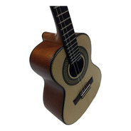 Cavaco Luthier Araujo Mogno/abeto Novo Com Garantia