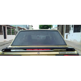 Spoiler Toyota Corola Avila 88-90
