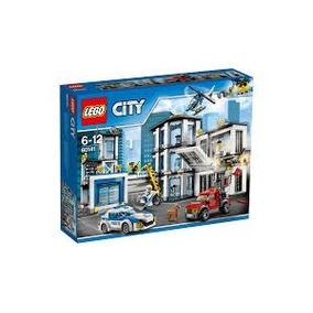 Lego City 60141 Esquadra De Policia