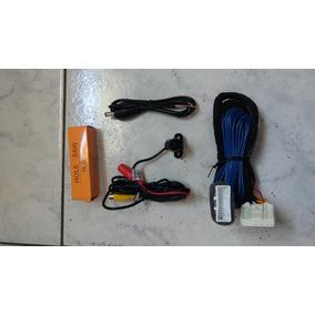 Midia Nav Kit Camera Ré+ Cabo Plug And Play