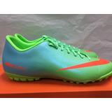 Tenis Nike Mercurial Victory Cr7 100%original Adulto Verde