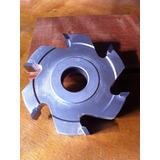 Fresa Reta 20mm Para Tupia De Mesa - 125 X 20 X 30 Z 6