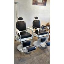 Servicio De Restauración Sillon Silla De Barbero Peluquero