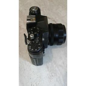 Câmera Fotográfica Antiga Zenit