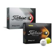 Pelotas Titleist Prov1 Prov1x (caja X 12)   The Golfer Shop