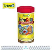 Ração Tetracolor Flakes - 52gr Tetra Color Flocos - Mais Cor