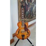 Guitarra Eléctrica Ibanez Af125 . Semi Nueva. Cero Detalles.