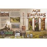 Age Of Empires 3 + Expansiones En Español