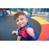 Pacote Luxo Fotografia + Filme Festa Infantil