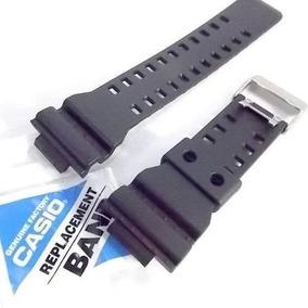 607252875e9 Relogio Casio G Shock Original Ga 100 1a2dr Preto Com Azul ...
