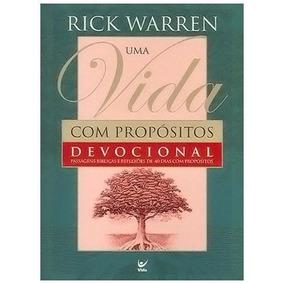 Devocional Uma Vida Com Propósitos - Rick Warren