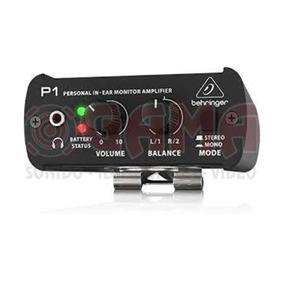 Amplificador Auriculares Powerplay P1 Behringer 3009429