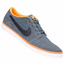 Nike Suketo Low Suede Zapatillas Urbanas Gris 646591-402