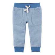 Pantalón Carter´s De Algodón Bebe Nena Varon