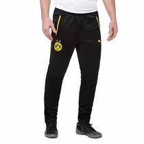 Pantalón Chupín Borussia Dortmund Puma. T:m. Envio Gratis!!