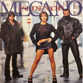 Cd Mecano Ana Jose Nacho En Frances