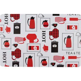 Jogo Americano Plástico Retangular Cv150723 Cozinha Imagens
