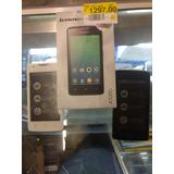 Celular Lenovo Android A1000 Blanco O Negro Doble Sim Libre