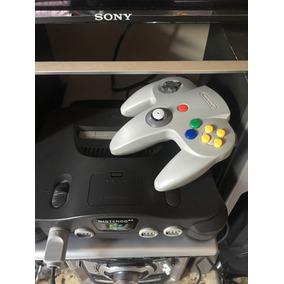Nintendo 64 Cabo, Fonte E Jogo Brinde