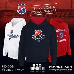 Buzo Capota Deportivo Independiente Medellin Hoodie Dim