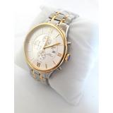 Relógio Tissot Dourado Prc200 1853 Prata Branco Ouro 12x