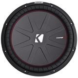 Kicker 43cwr154 Compr15 1600 Watt 15-inch Dvc 4 Ohms Coche E