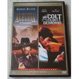 Dvd Original Aleluia O Pistoleiro/ Um Colt Do Demônio