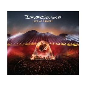 David Gilmour Live At Pompeii Cds - Dvds