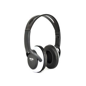 Audifonos Bluetooth Mp3 Radio Fm Micro Sd Recargables Bg-001