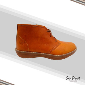 Seaport Alfa Bota - Calzado Hombre Cuero - Zapatos Hombre