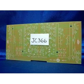 Gradiente 366 Placa De Saida Pci 230 Rev G Valor P/ 2 Unids