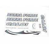 Adesivo P/ Bicicleta Aro 26 Caloi Barra Forte / Circular