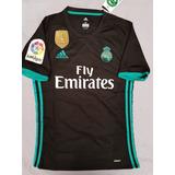 Camiseta De Fútbol Real Madrid Cf Temporada 2017 / 2018