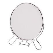 Espejo Cromado Baño Redondo 15cm Aumento X2 Chico Excelente